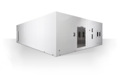 Mobile Clean Room Extended Width