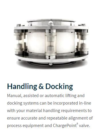 handling & docking